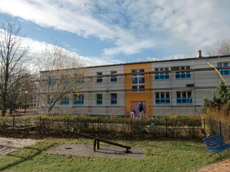 Fassade Kleeblatt 5