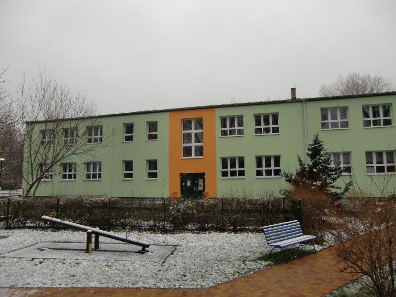 Fassade Kleeblatt 8