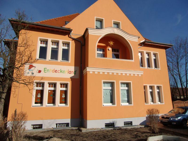 Fassade Kita Entdeckerland 10