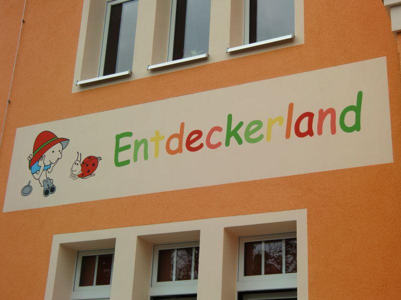 Fassade Kita Entdeckerland 13