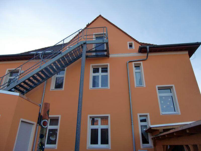 Fassade Kita Entdeckerland 6