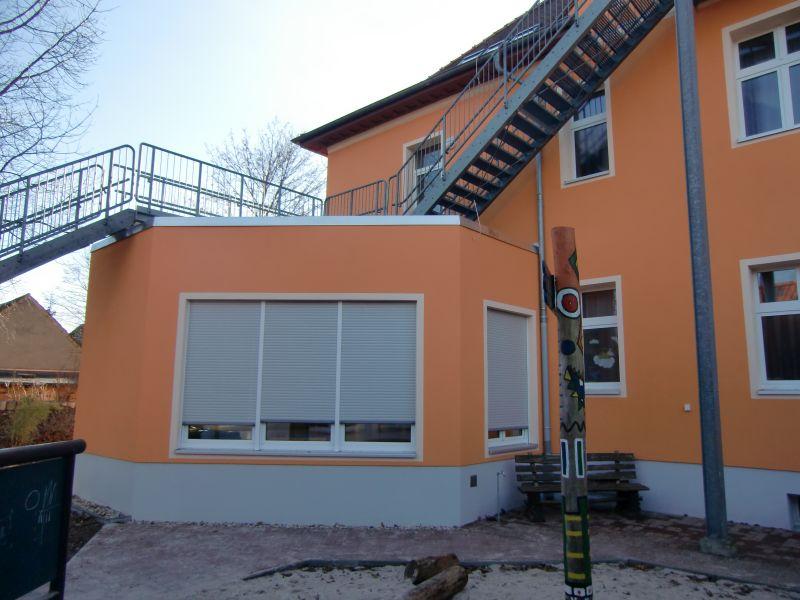 Fassade Kita Entdeckerland 7