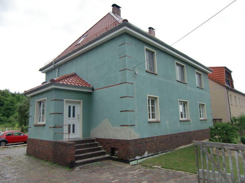 Fassade EFH Kolkwitz 1