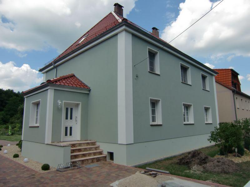 Fassade EFH Kolkwitz 4