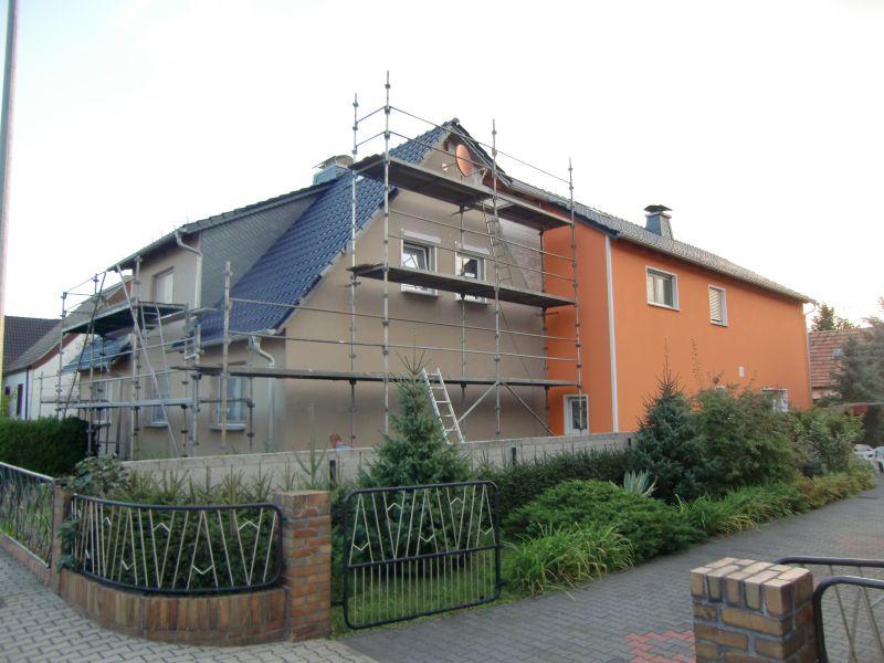 Fassade MFH Tettau 1